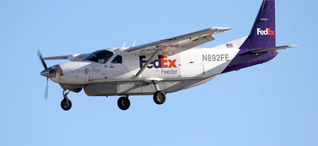 Cessna 208B Super Cargomaster N892FE