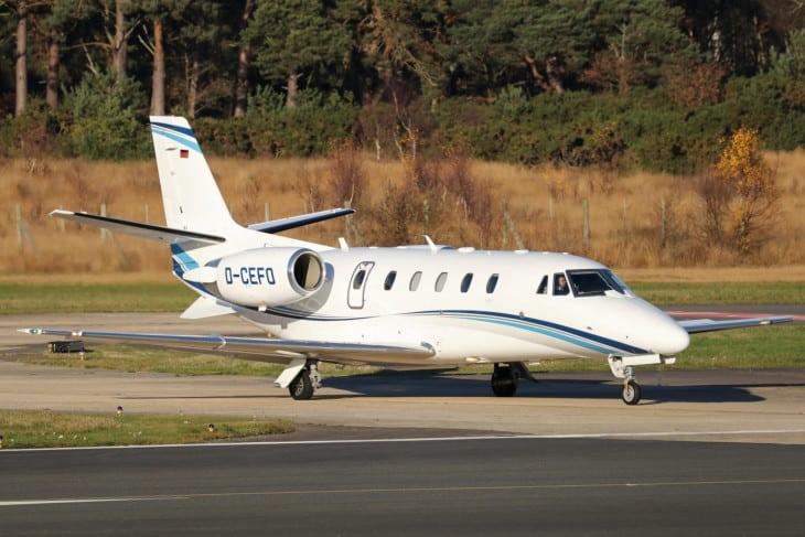 Cessna 560XL Citation XLS Plus D CEFO
