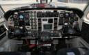 Cockpit of Beechcraft 1900C VH EMI