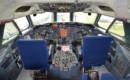 Cockpit of Hawker Siddeley Trident 3B