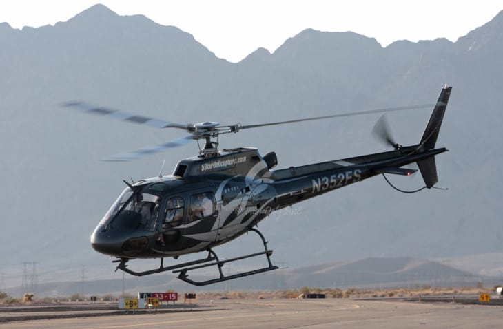 Five Star Grand Canyon Helicopter Tours Eurocopter AS 350B2