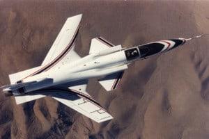 Grumman X-29 Switch Blade