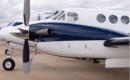 Hawker Beechcraft B200GT King Air Demonstrator.
