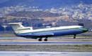 Hawker Siddeley Trident 1E YI AEB of Iraq Airways