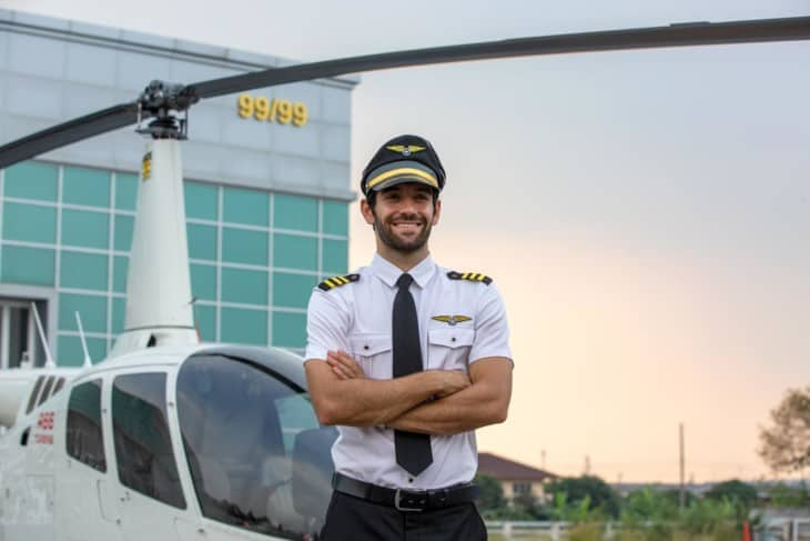 10 Different Types of Helicopter Pilot Jobs