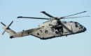 Italian Navy Agusta Westland EH 101 410 Merlin