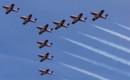 RCAF Snowbirds 2012 Hamilton Air Show
