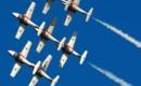 RCAF Snowbirds 2016 London Air Show