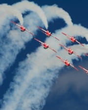 RCAF Snowbirds: Canada's Aerobatics Team