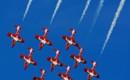 RCAF Snowbirds 2019 London Air Show