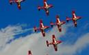 RCAF Snowbirds 2019 London Air Show 2