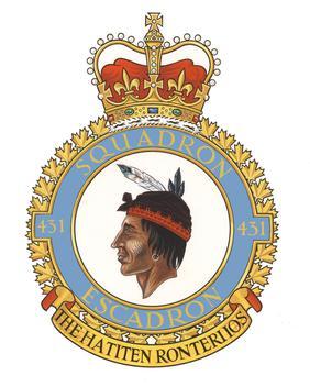 RCAF snowbirds badge
