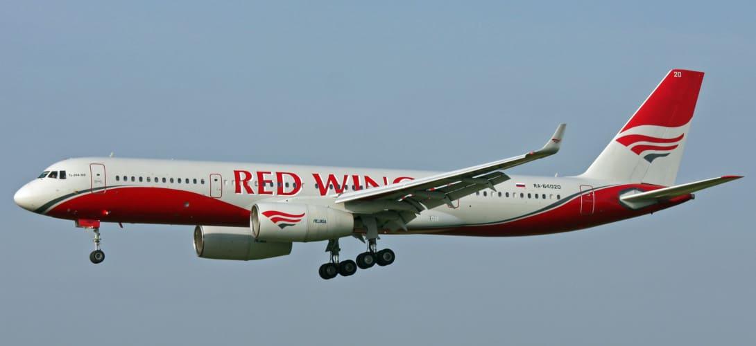 Red Wings Tupolev Tu 204 100 RA 64020