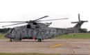Royal Navy AgustaWestland EH101 Merlin HM.1