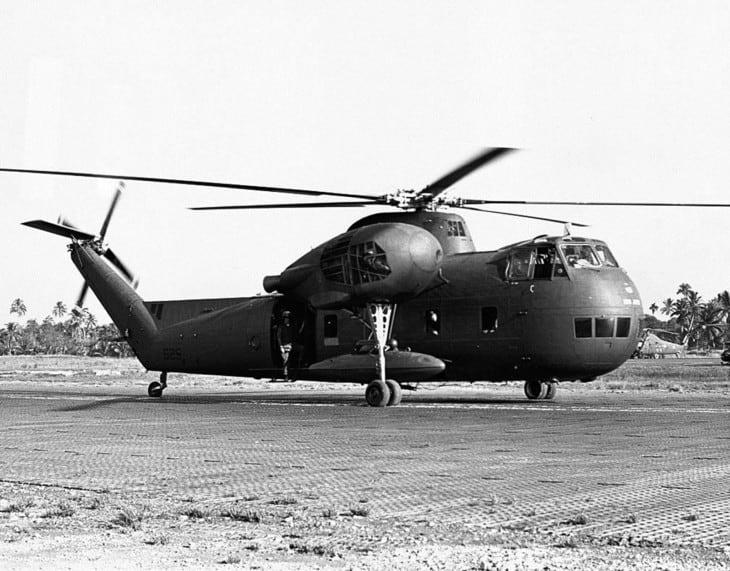 Sikorsky CH 37 Mojave