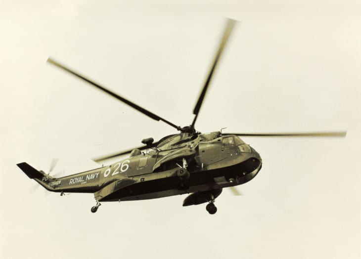 Sikorsky S 61 Sea King