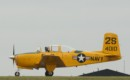 The T 34 Mentor trainer aircraft. 1