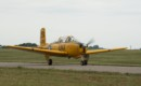 The T 34 Mentor trainer aircraft.