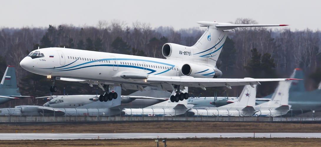Tupolev Tu 154M RA 85751