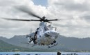 UH 1Y Huey helicopter assigned to Marine Light Attack Helicopter Squadron 367