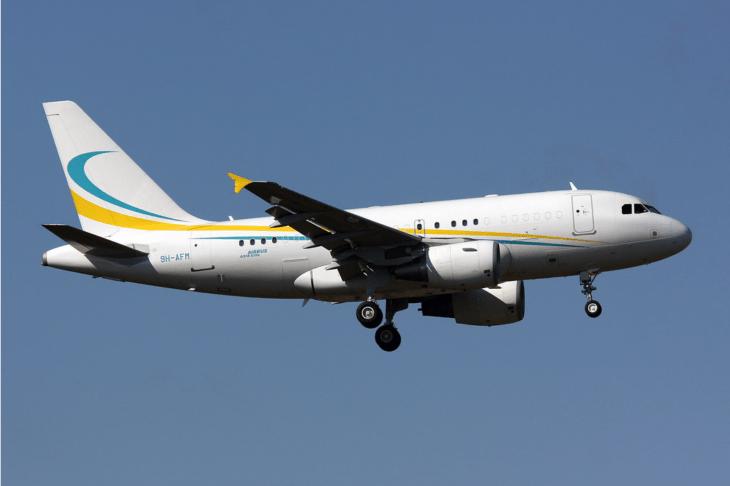 A318 112 EliteCJ