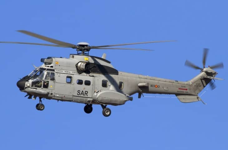 AS 332B1 Super Puma