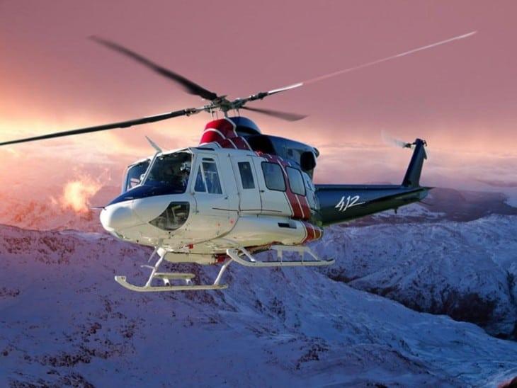 Agusta Bell 412