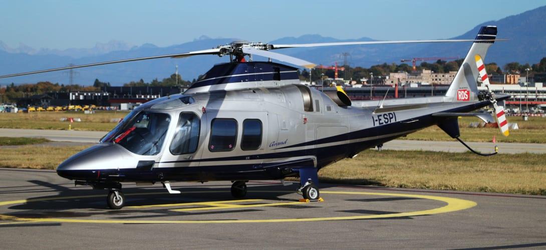 Agusta Westland AW 109S Grand