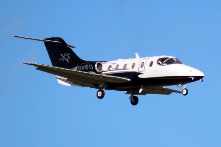 Aircraft Management Group Hawker 400XP