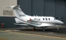 Beechcraft Raytheon 390 Premier 1A.