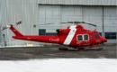Bell 412EPI Coast Guard Canada 1