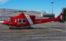 Bell 412EPI Coast Guard Canada