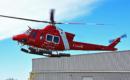 Bell 412EPI Coast Guard Canada.