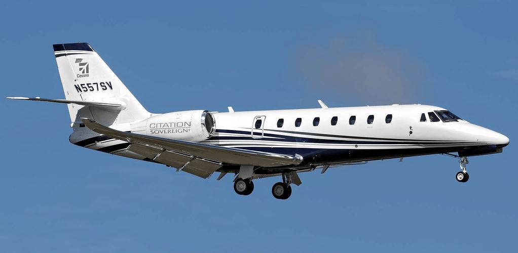 Cessna 680 Citation Sovereign Plus
