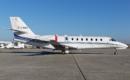 Cessna 680 Citation Sovereign Plus.