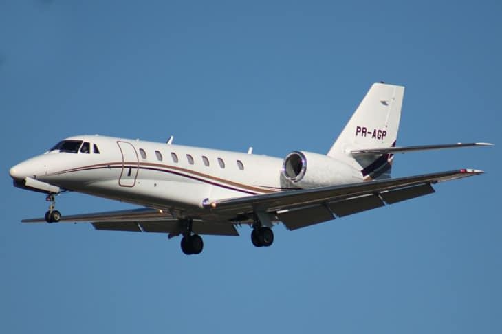 Cessna Citation Sovereign Rafael Luiz