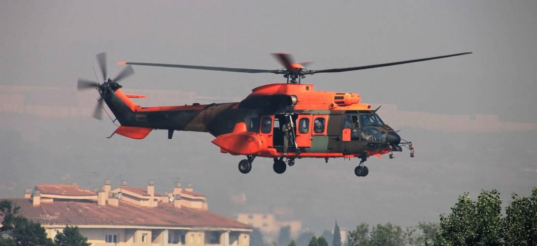 Eurocopter AS 532AL Cougar