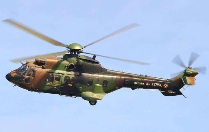Eurocopter AS 532UL Cougar