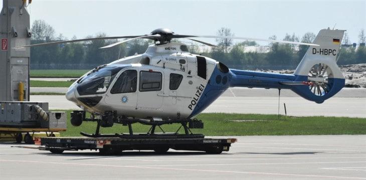 Eurocopter EC 135 P2 D HBPC