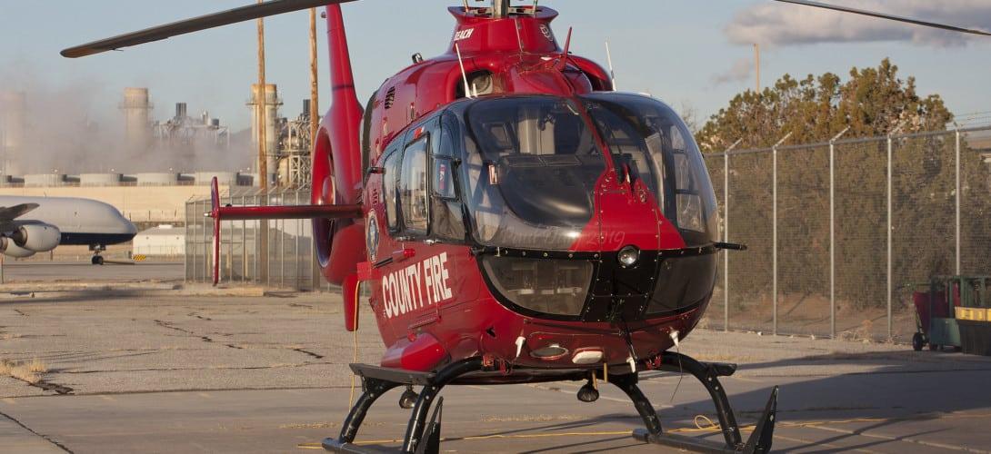 Eurocopter EC 135P2 Reach Air Medical Services
