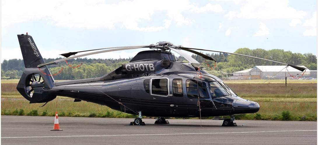 Eurocopter EC155 B1 G HOTB