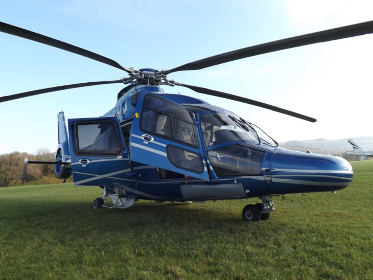 Eurocopter EC155 B1 Helicopter