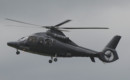 Eurocopter EC155 B1 at Stansted