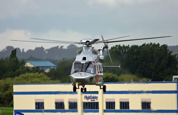 Eurocopter EC175 F WWPB