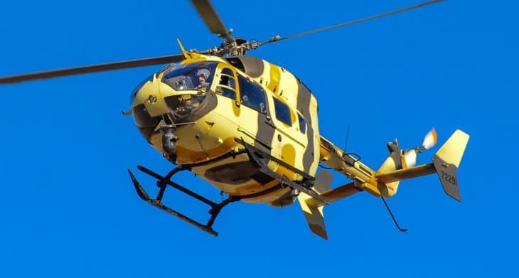 Eurocopter Kawasaki UH 72A Lakota