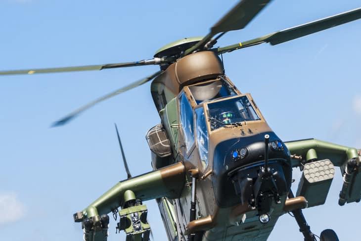 FAMET Eurocopter Tiger