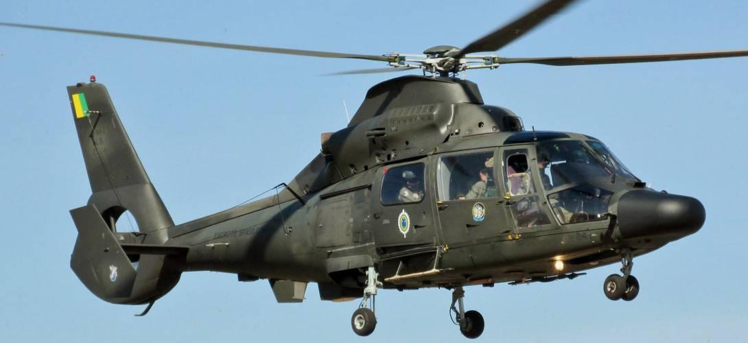 Helicoptero Pantera
