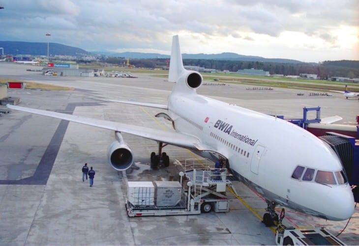 International Lockheed L 1011 TriStar 500