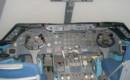 Lockheed L 1011 Tristar simulator cockpit