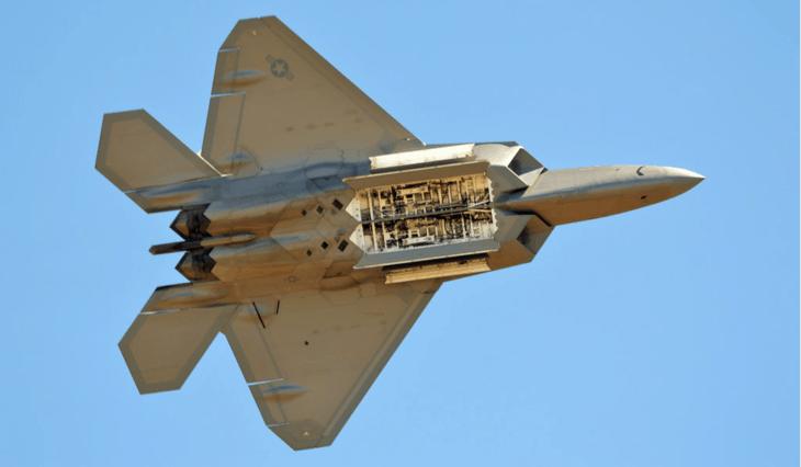 Lockheed Martin F 22A Block 35 Raptor USAF